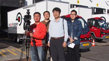 koreaanse-tv-deudekom projectverhuizingen