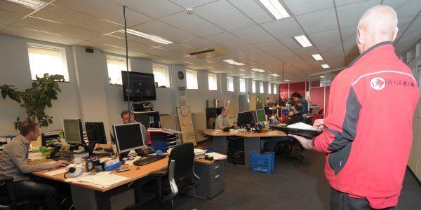 Deudekom kantoorverhuizingen