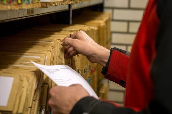 Deudekom archiefbeheer