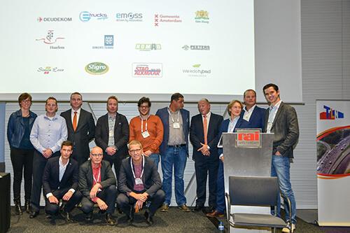 Deudekom duurzame samenwerking Green Deal ZES