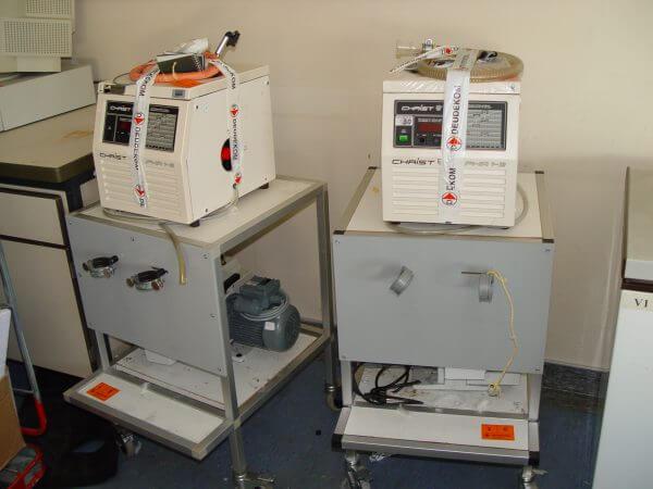 Deudekom laboratoriumverhuizingen
