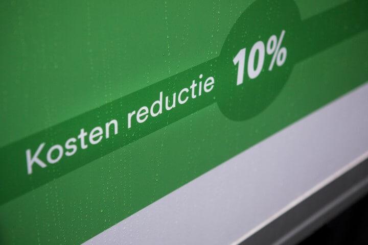 Deudekom bouwlogistiek voordeel kostenreductie