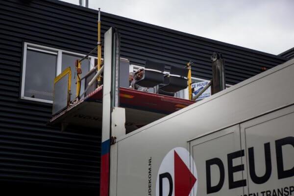 Deudekom Verhuizingen Amsterdam Rotterdam Utrecht Den Haag